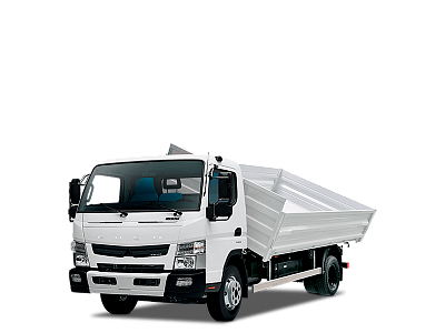 Самосвал FUSO CANTER TF