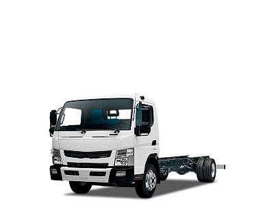 Шасси FUSO CANTER TF 8.55
